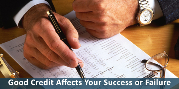 Credit Affects Your Success