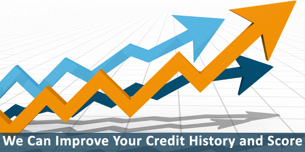 Improve Your Credit History and Score