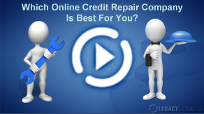 Online credit repair companies in a short amount of time you may see